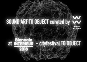 Sound Art To Object