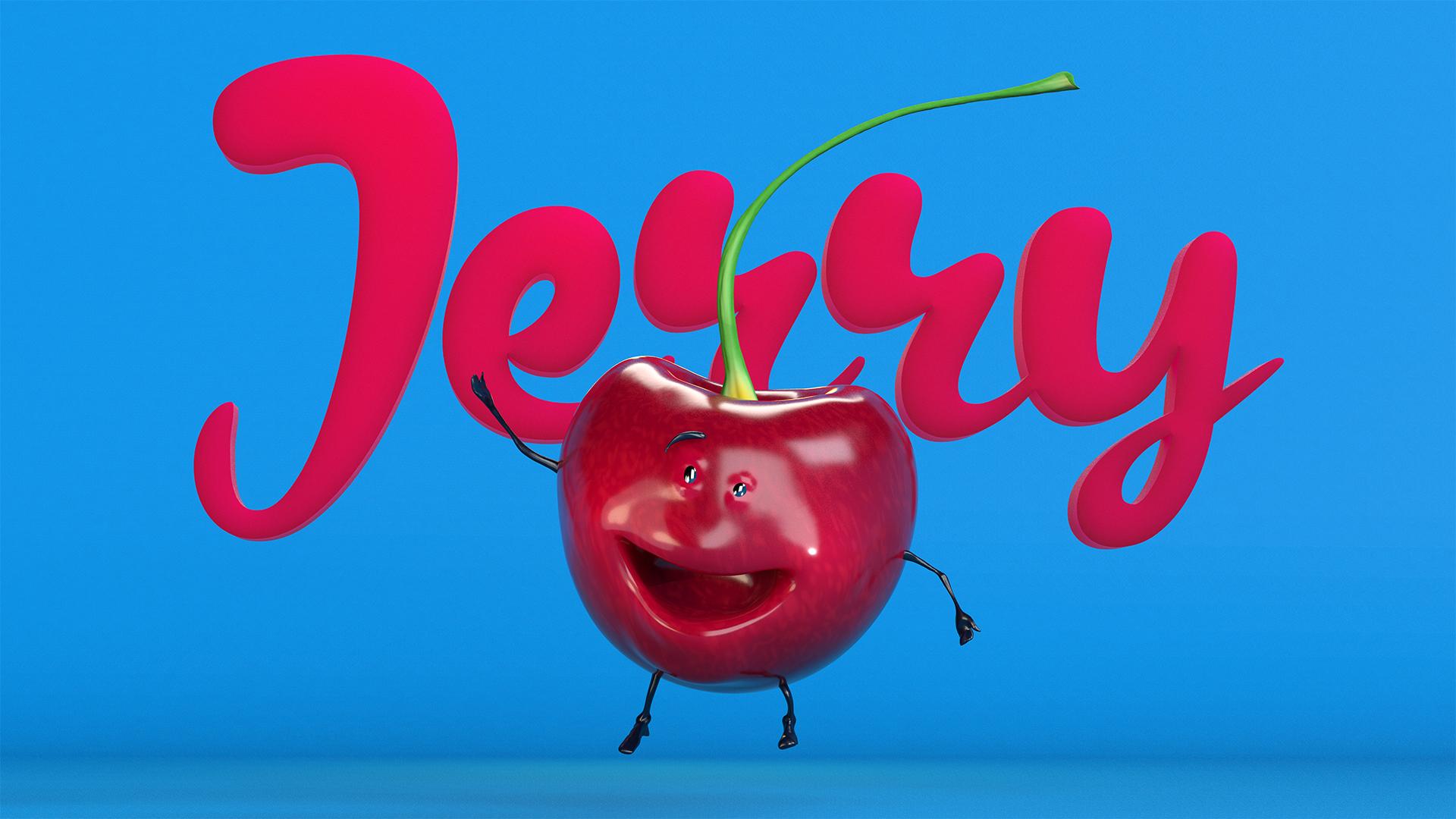 Jerry Cherry