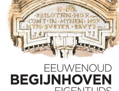 Begijnhoven Eeuwenoud Eigentijds | expo boek website